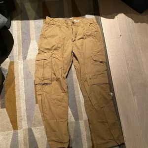 Carhartt work cargo pants - relaxed fit - 33x30